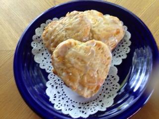 Heart Shaped Yum Tarts