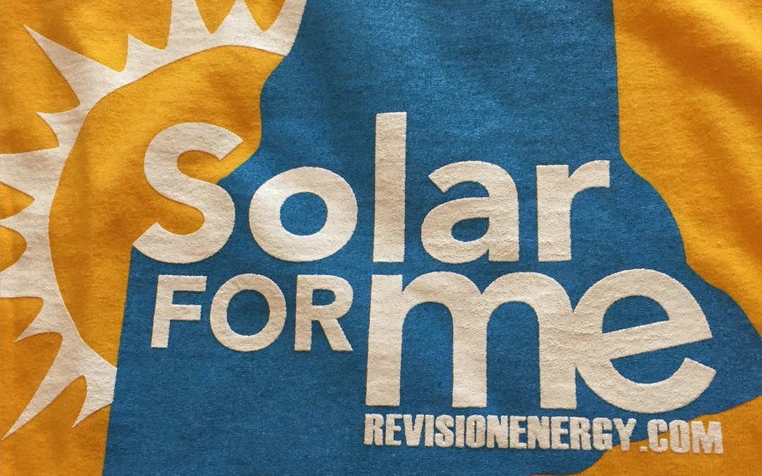 Advocacy Alert – Contact your Legislators Now to Support the Solar Bill: LD 1649