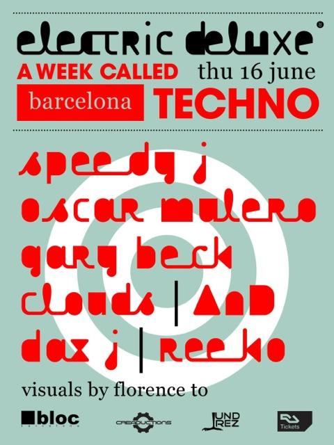 off week barcelona electric deluxe mulero reeko speedy j