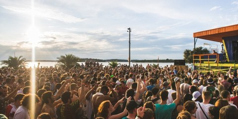 The Crave Beach Festival