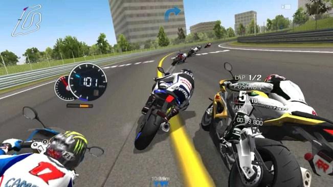 mobile Bike Racing Games