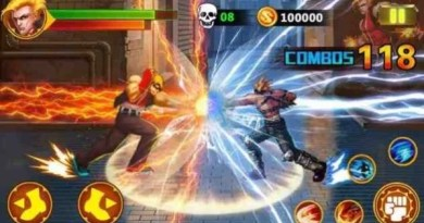 Street Fighting 2: K.O Fighters