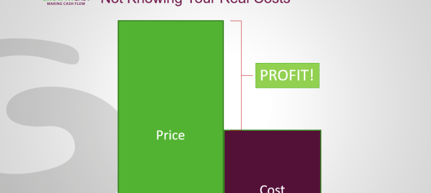 Profit Drain #1 - Not Knowing Your Real Costs