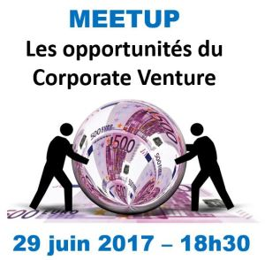 Les opportuntiés du Corporate Venture