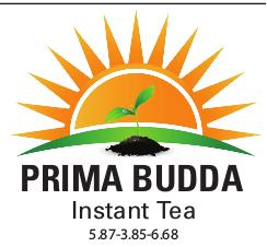 Prima Budda Instant Tea
