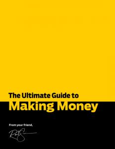 ug making money
