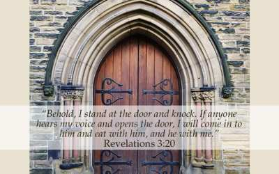 "Become an ""open door"" kind of church, spreading the good news of Jesus to all!"