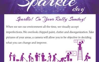 Rally Sunday Week 9