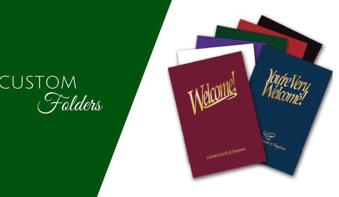 Custom Welcome Folder Packages