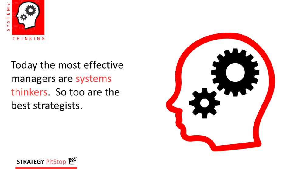 systems thinking effective managers