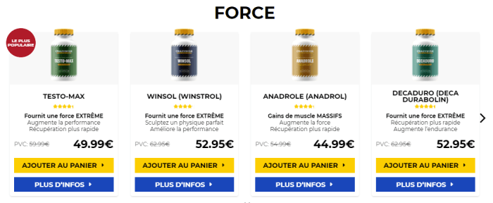 achat steroides france Methenolone Acetate