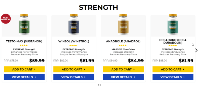 Anabolic steroids and estrogen