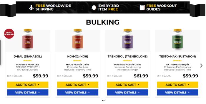 Bulk powders gutschein code