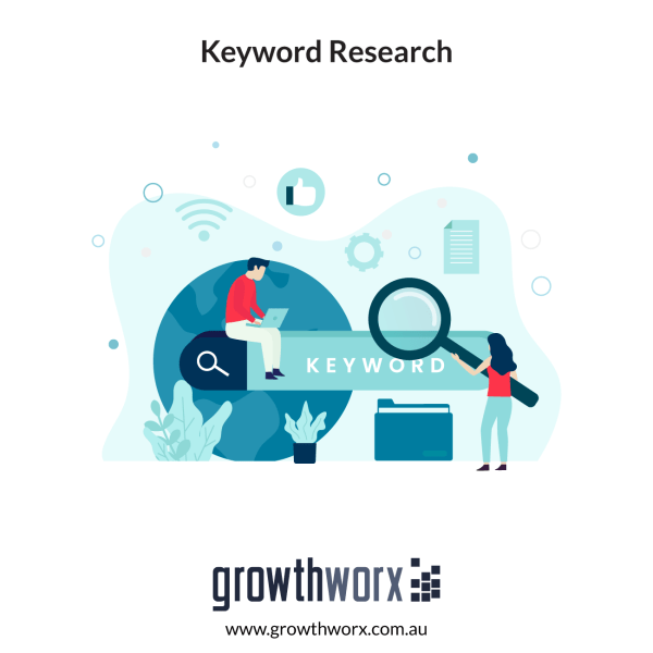 Do SEO keyword research and competitor analysis 1