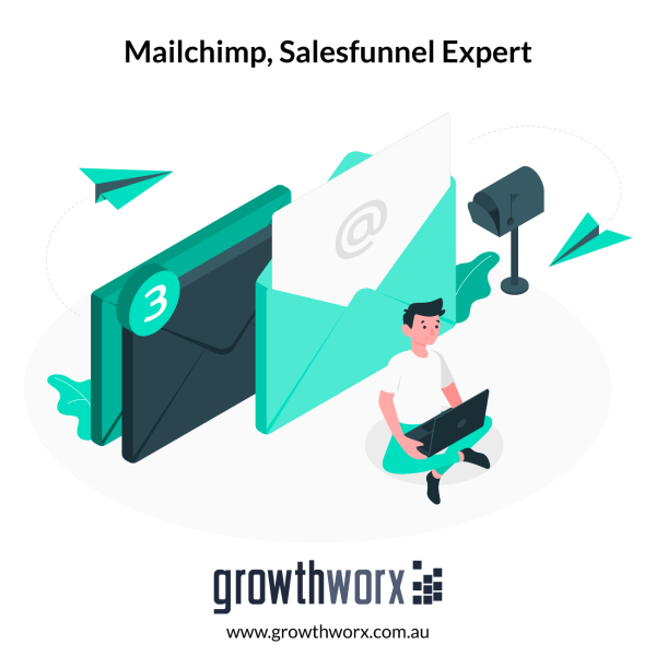 I will be your mailchimp, salesfunnel expert and ecommerce store to boost sale 1