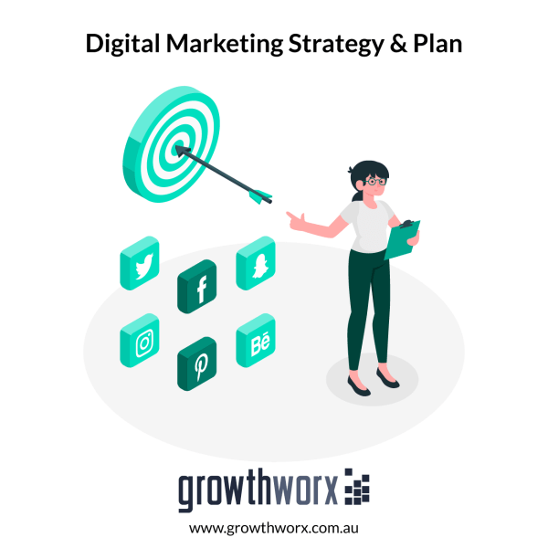 I will build a digital marketing strategy plan based on your needs 1