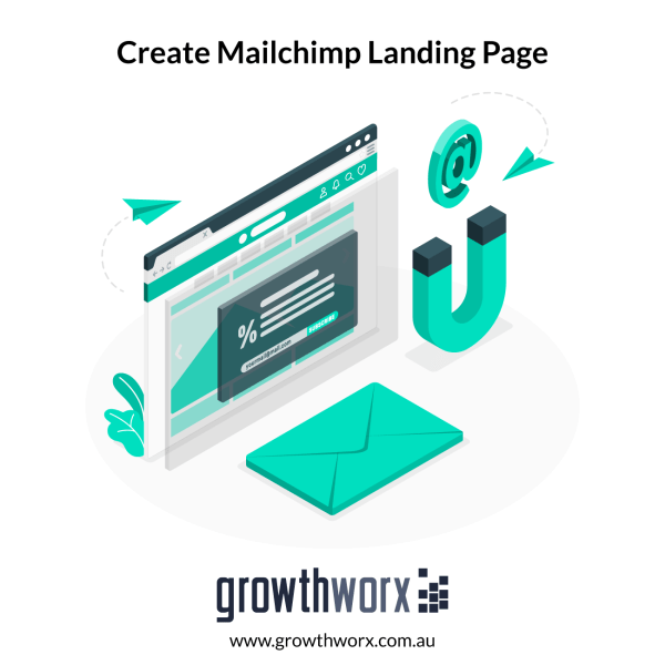 I will create mailchimp landing page in leadpages or wordpress 1