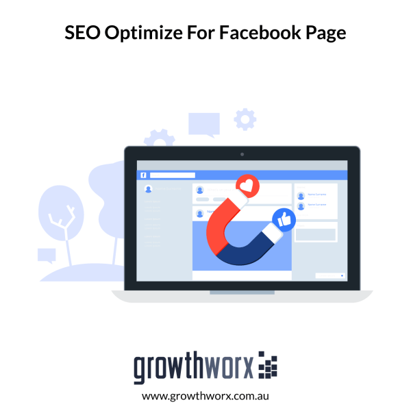 I will create seo optimize facebook business page, fan page 1