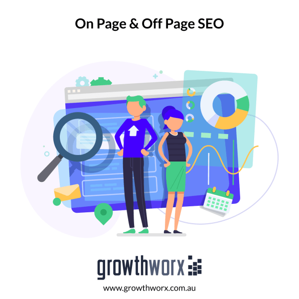 I will do SEO full on page and off page optimization for any site 1