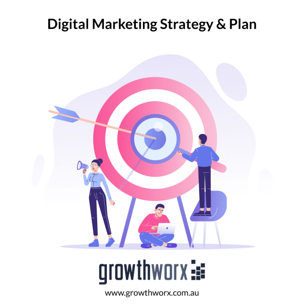 I will write winning digital marketing strategy, marketing plan 1