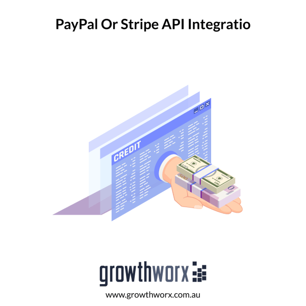 Add Paypal or Stripe API integration to Clickfunnels, perform live testing before delivery, integrate and create short cuts in your account 1