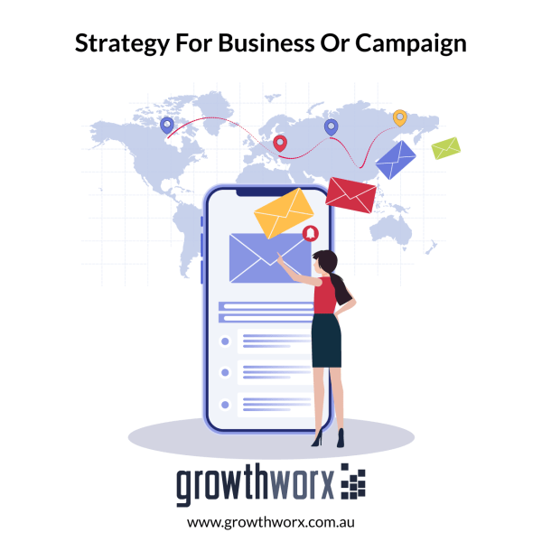 Develop a strategy for your business or campaign 1