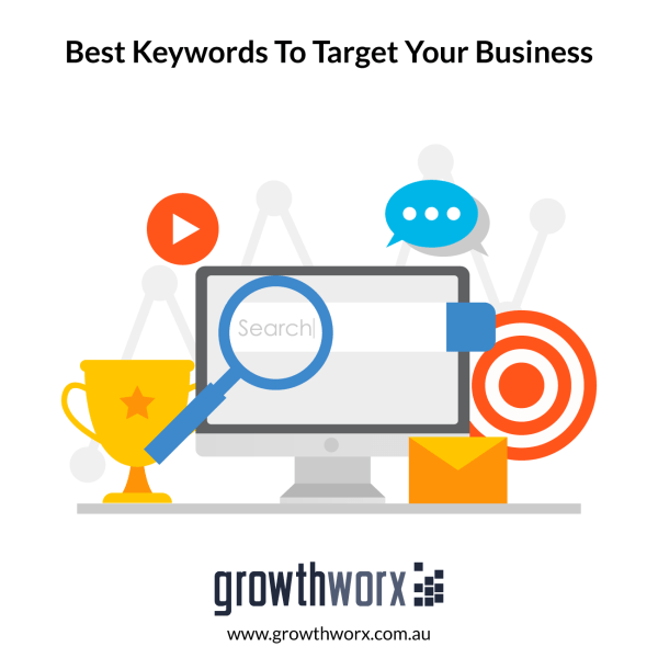 Find the best keywords to target for your business 1