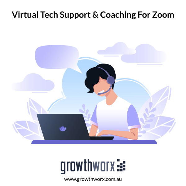 Provide virtual tech support and coaching for Zoom for 1 hour 1
