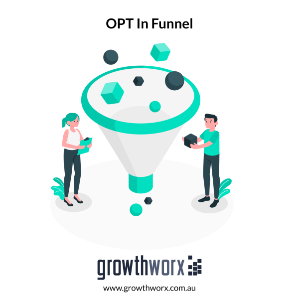 Set up an opt in funnel: including landing page, auto responder list integration and thank you page 1