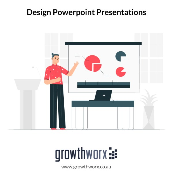 I will design powerpoint presentations, powerpoint videos 1