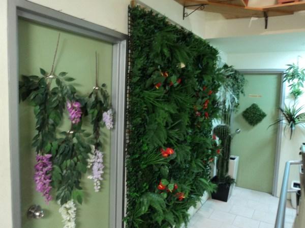 vertical garden wall panel VERTICAL GARDEN WALL PANEL - Growum Fibreglass