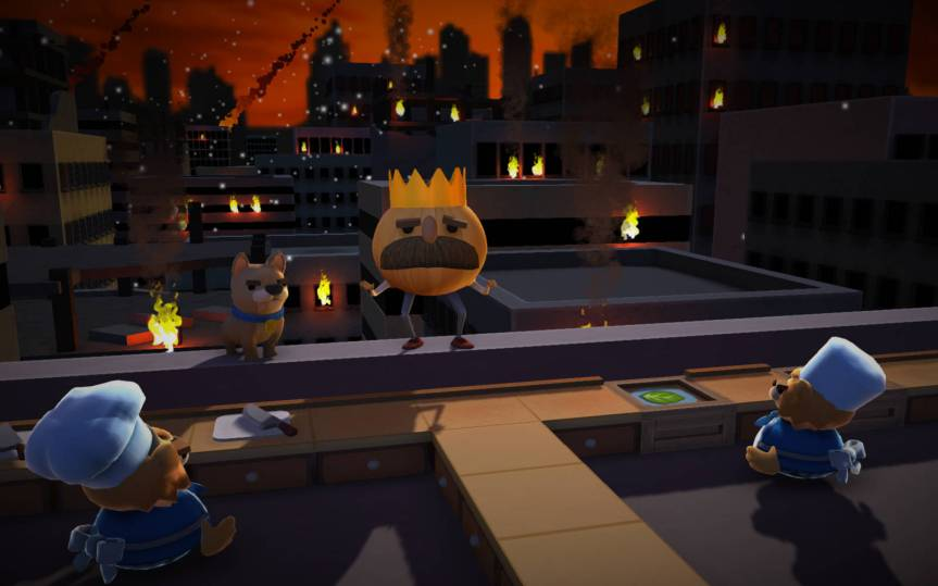Gateway Games – Video Games for Beginners: Overcooked