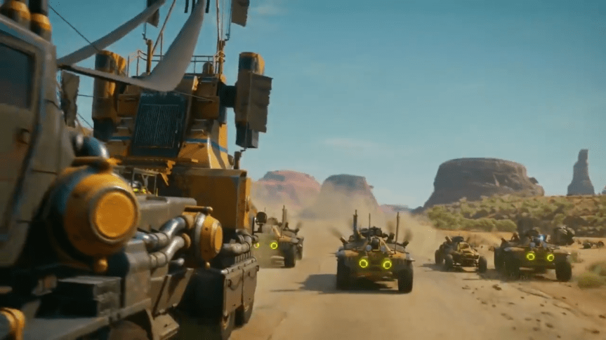 The Biz – E3 2018 – Rage 2: BE3 Demo Recap