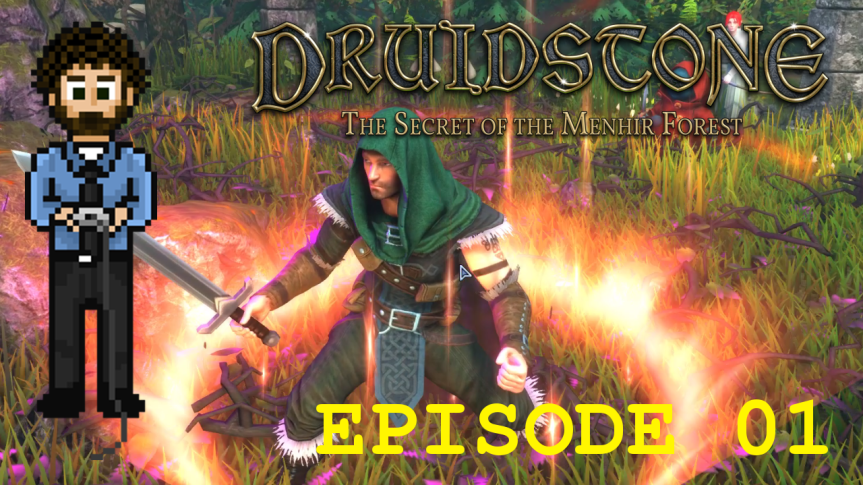 Let's Play Druidstone – Episode 01: Dawnstone Meadow