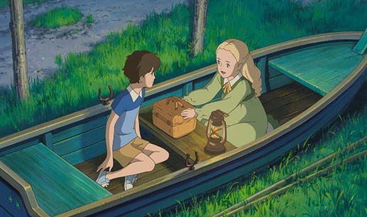 When Marnie Was There depression body image 2