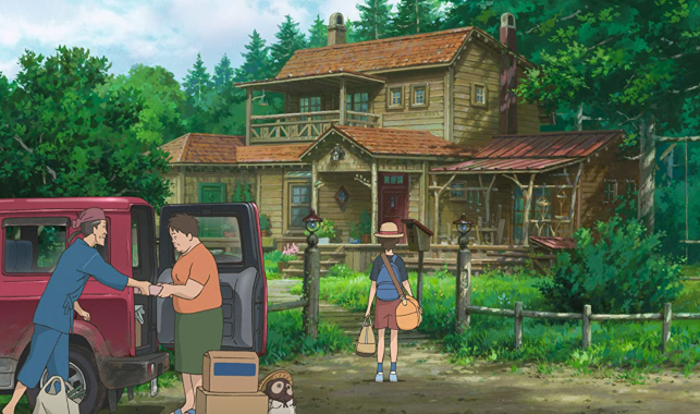When Marnie Was There depression body image