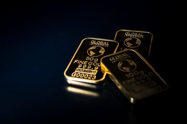 financial independence gold