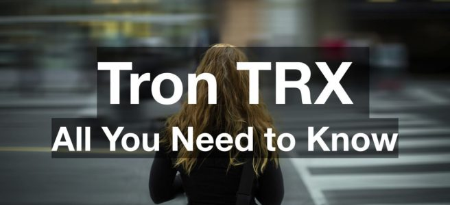 Image result for Tron TRX Cryptocurrency