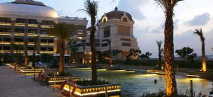 itc limited grand chola hotel