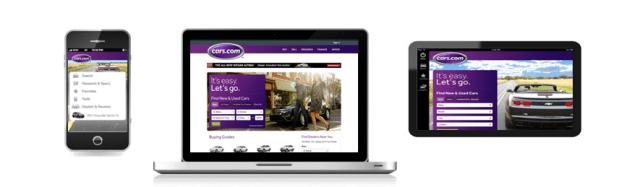 Cars.com mobile