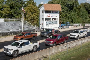 Half Ton Truck >> Gmc Sierra 1500 Wins The Cars Com 2018 Best Half Ton Truck Challenge