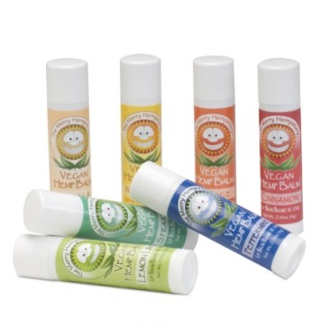 Product of the Week – Vegan Hemp Lip Balm