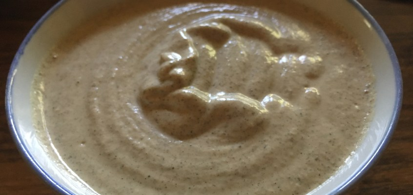 WEEKLY RECIPE – Hemp Mushroom Cream Gravy – Vegan