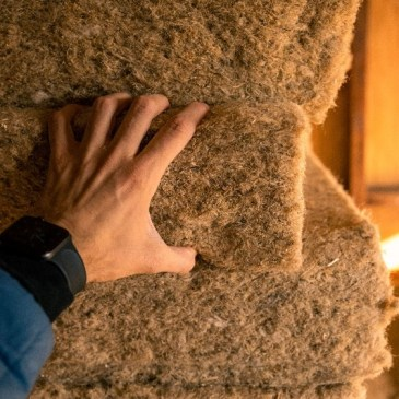 Product of the Week – Hemp Wool Insulation