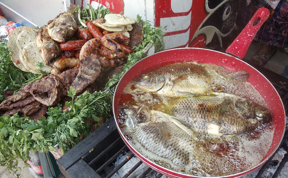 Street Food Panajachel