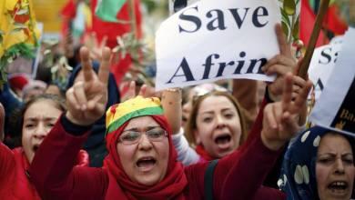 Photo de Afrine : les Kurdes face à la guerre et à l'indifférence