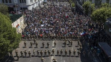 Photo de Au Chili et ailleurs, étendre la ligne de front
