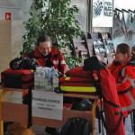 Zabezpieczenia medyczne - Wielka Orkiestra Świątecznej Pomocy 2012