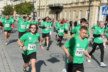 Grupa docelowa - aktywni fizycznie. fot. Mateusz Krogulec http://www.flickr.com/photos/krogulec/ lic. Creative Commons