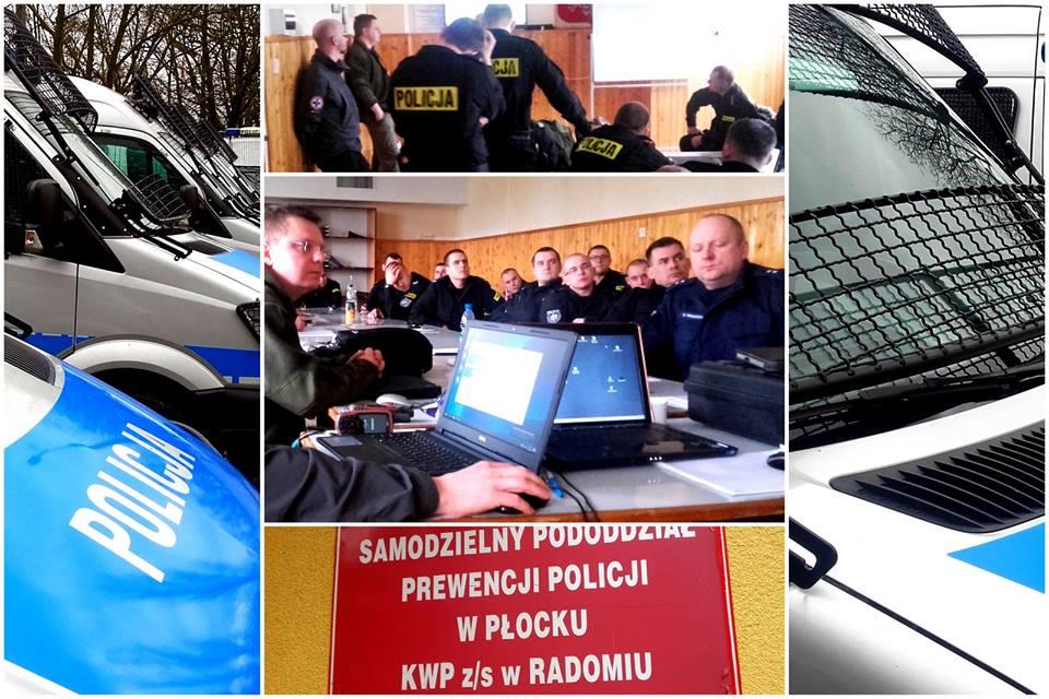 Szkolenie dla Policji